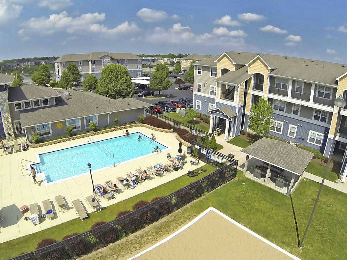 Student Apartments In West Lafayette